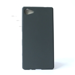 Xperia Z5 Compact Gel Case Black