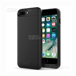 iPhone 7 Plus External Power Case 7000 mAh Black