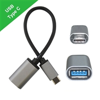 USB 3.0 AF To Type C OTG Data Charge Cable