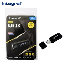Integral 16GB USB 3.0 Flash Drive