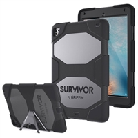 iPad Pro 12.9'' Griffin Survivor Case Black With Packaging