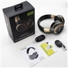 Zealot B20 over-ear wireless headphones Silver