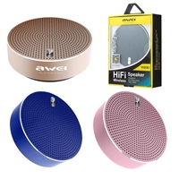 Awei Y800 Mini Bluetooth Speaker Rose Gold