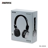 Remax Bluetooth headphone RB-200HB Black