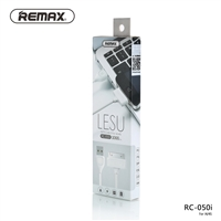 Remax RC-050i Data Cable For iPhone 4/4S White 1M