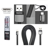 Remax RC-044a Platinum Type-C Cable  Black