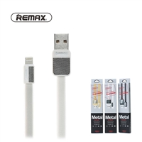 Remax RC-044i Platinum Lighting Cable For iPhone 8/7/6/5 White