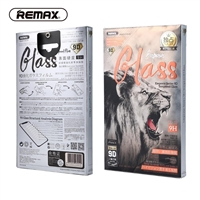 Remax GL-32 9D Tempered Glass For iPhone 7/8 Plus Black