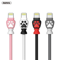 Remax  RC-106i Fortune Series Lighning Cable  Grey