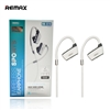 Remax RB-S19 Wireless Sports Earphone With Skin Friendly Coating White