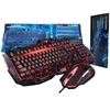 Bluefinger Ultimate Backlit Gaming Keyboard and Mouse BfKM-V100