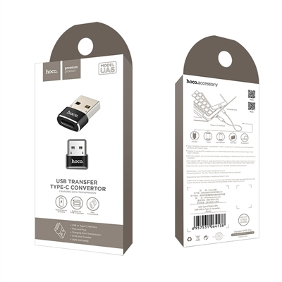 Hoco UA6 Type-C To USB Converter