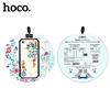 Hoco iPhone XS/X Summery Flower Protective Case Plum
