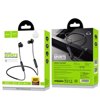 Hoco ES17 Plus Cool Music Wireless Bluetooth Sport Headset With Mic Black