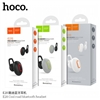 Hoco E28 Cool Road Single Ear Bluetooth Headset with Mic - Black