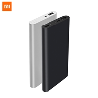 Xiaomi MI PowerBank 10000mAh Quick Charge 2nd Generation (Black)