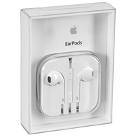 Original iPhone 6S/6/5S/5 Stereo Earpods With Box