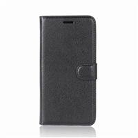 Alcatel 3 Wallet Case Black