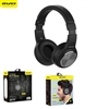 AWEI A600BL FoldableHi-Fi Noise Canceling Stereo Bluetooth Headphones Grey