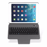 Broadcom 1048D  Smart Bluetooth Keyboard Case For iPad 9.7'' (2018/17/Air) Black