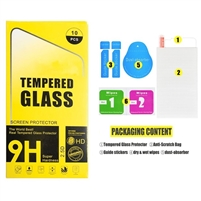 Galaxy A6 Plus (2018)/J8 (2018) Transparent Tempered Glass