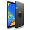 Galaxy A70 Autofocus 360 Shockproof Case With Ring Holder Black