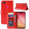 Galaxy A8 (2018) A530F Wallet Case Red