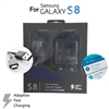 Samsung Galaxy S8 Fast Charger Type-C Cable And Travel Adapter 5V/2A