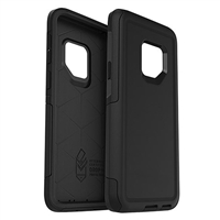 Galaxy S9 Hard Case Design HeavyDuty Defender black