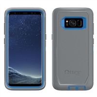 Galaxy S9 Hard Case Design HeavyDuty Defender Grey