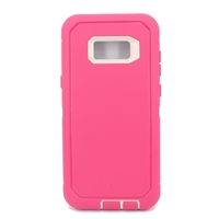 Galaxy Note 8 N950F Hard Case Design HeavyDuty Defender Rose