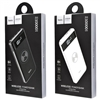 Hoco J11 Astute 10000mAh Wireless Powerbank 5V/2A Black