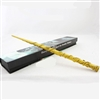 Harry Potter Memorabilia Hermione Yellow Cosplay Magic Wand