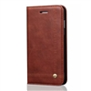 Huawei Y6 (2018) Wallet Case Brown