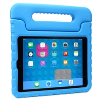 iPad 2/3/4 EVA Shockproof Protective Gel Case Blue
