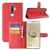 iPhone SE/5s/5 Wallet Case Red