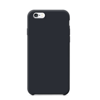 iPhone 6S/6 Liquid Silicone Case Black(With Packaging)
