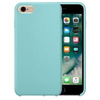 iPhone 6S/6 Liquid Silicone Case Deep Blue (With Packaging)