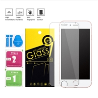 iPhone 6/6S Plus Tempered Glass With Paper Packaging ( 10Pcs Bundle )