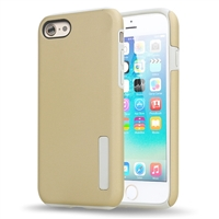 iPhone 8/7 plus Dual Pro Case Gold