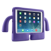 iPad 2/3/4 iGuy Two Hand Hold For Kids Purple