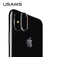 iPhone XS/X  Lens Prorector Al Alloy Anti Scratch Camera Lens Protector Black