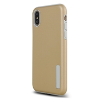 iPhone XS/X Dual Pro Case gold
