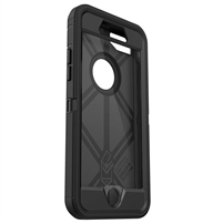 iPhone XS/X HeavyDuty Defender Hard Case Design Black