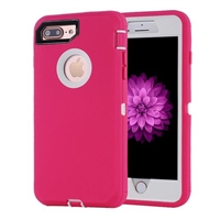 iPhone XR HeavyDuty Defender Design Rose