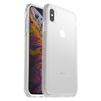 iPhone XS Max Hard Case HeavyDuty Defender Design Clear