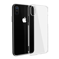 iPhone XS/X Transparent Gel Case