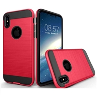 iPhone XS/X verus case red