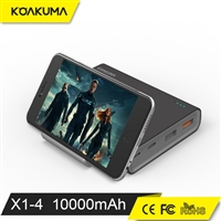 Koakuma X1-4 Type-C Quick Charge 10000mAh Powerbank