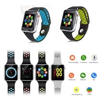 M3 Sporty Smart Watch with Pedometer/Heart Rate/Sedentary Reminder Green